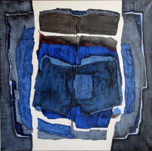 American blue jean