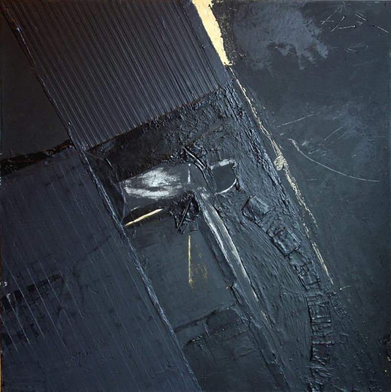 Black is the darkest color / Anubis