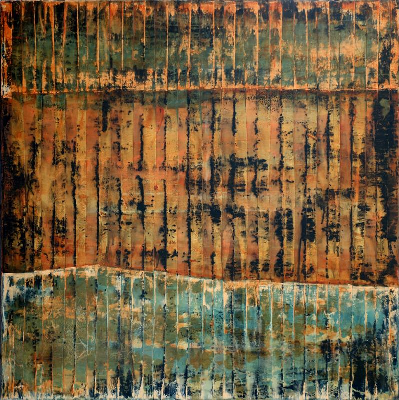 Wooden grid