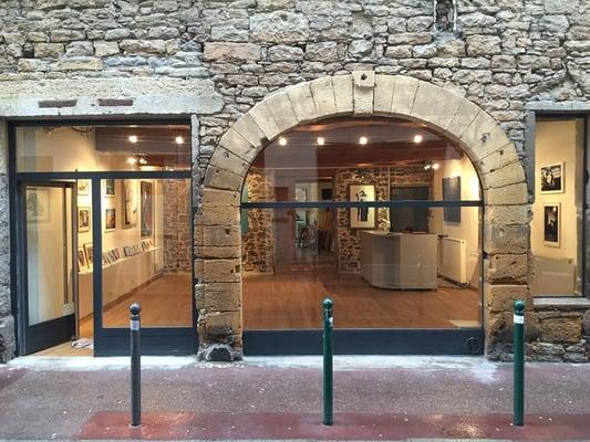 L'Alcôve Lyon - Extérieur
