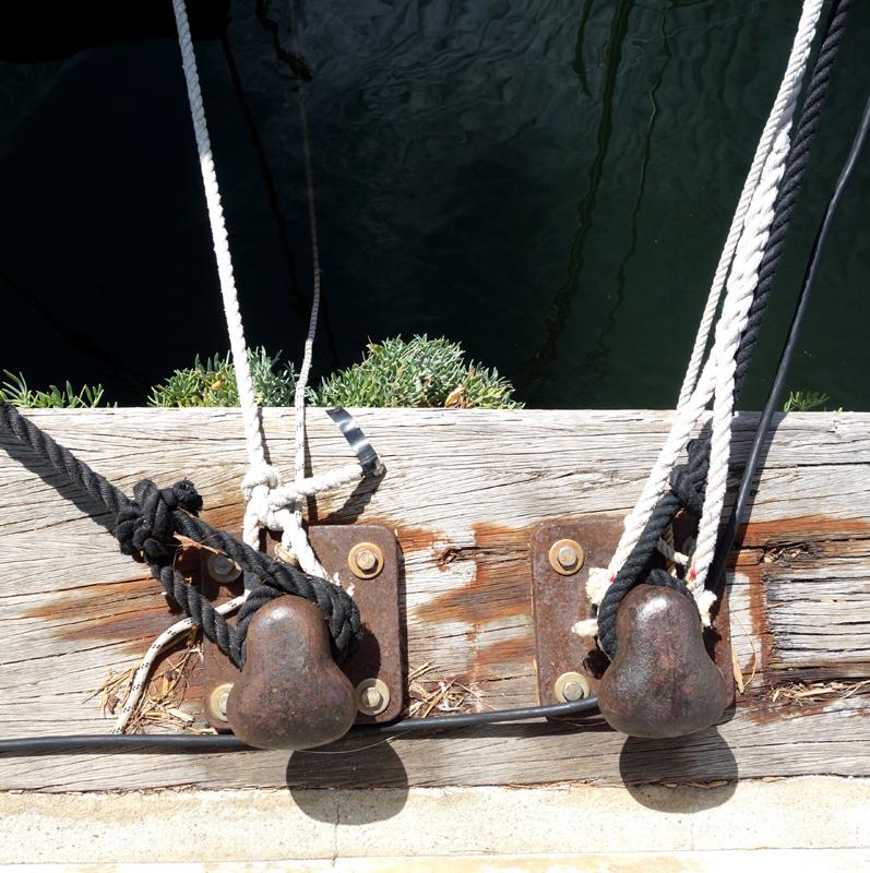 On the docks II-II