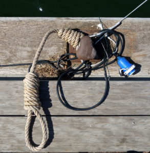 On the docks II-XI