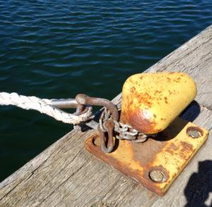 On the docks II-XII