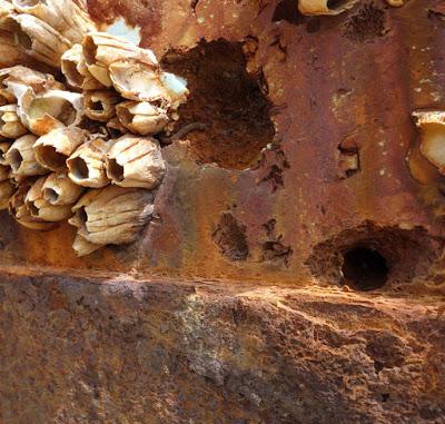 Rusty material I