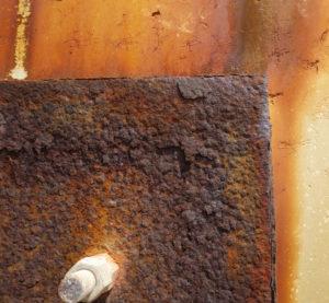 Rusty material II