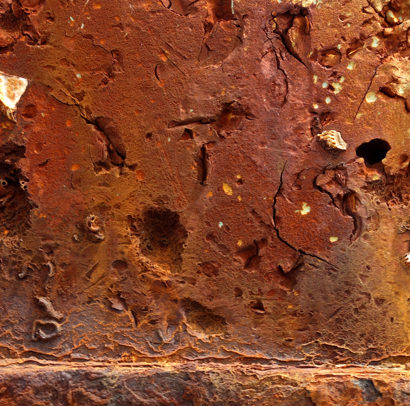 Rusty material XIII