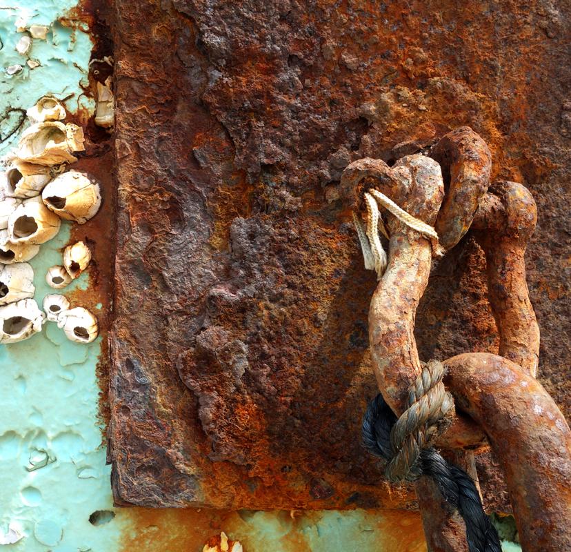 Rusty material XV