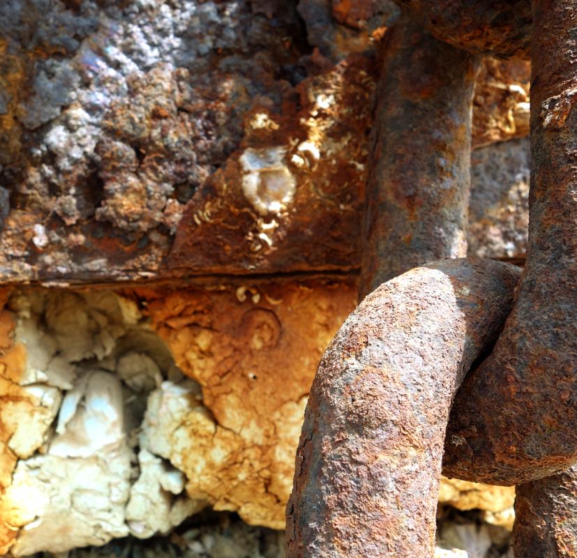 Rusty material XVIII